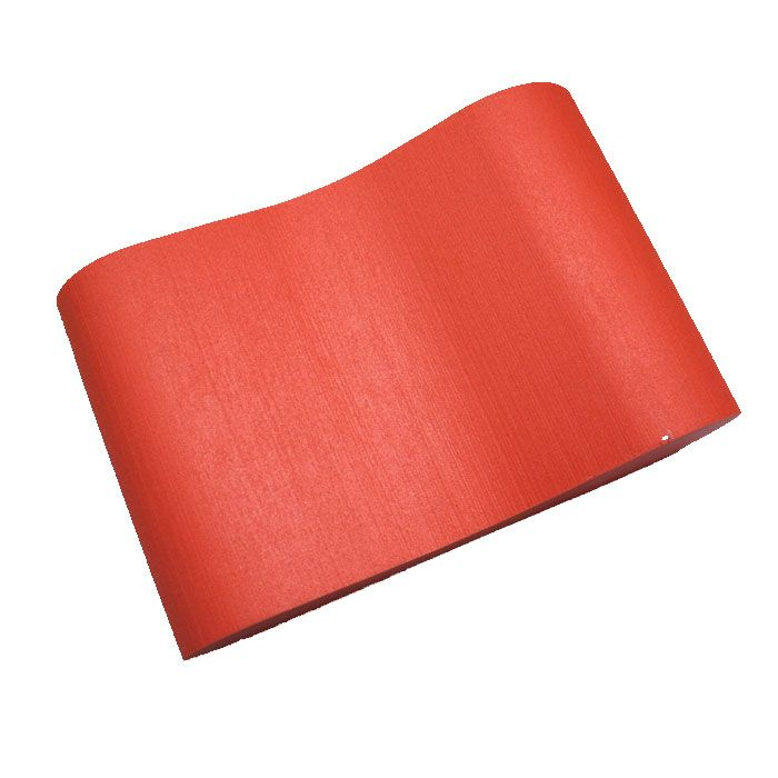 Pull buoy monobloc rouge  - Grande taille - Natation sportive - Natation - Abysse Sport