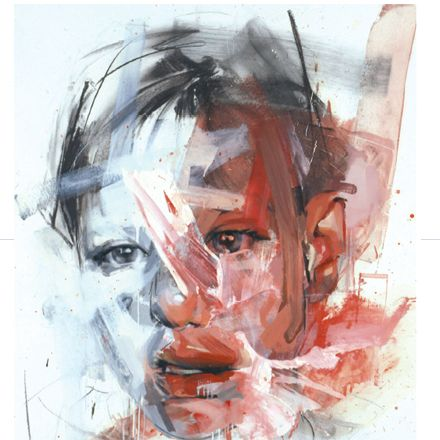 painting by jenny saville   saw a show of her work last year and it was phenomenal!