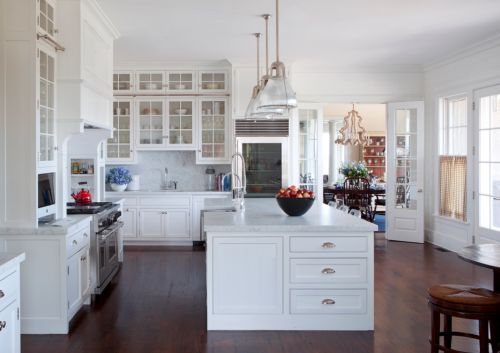 kitchen posts - This Preppy House