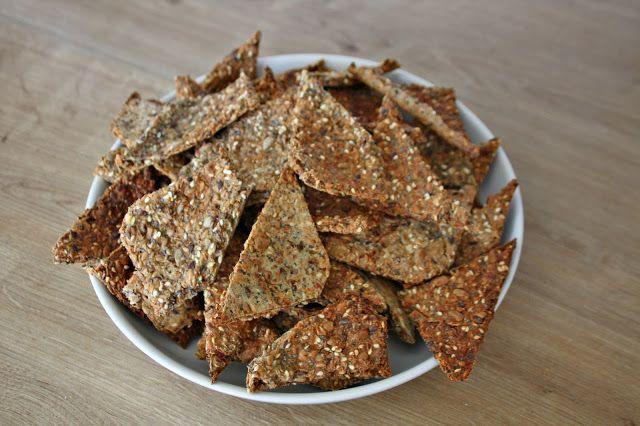 Co si dneska dám? : Semínkové krekry