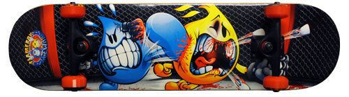 WORLD INDUSTRIES Skateboard Flameboy Vs Wet Willy REBEL CAGE FIGHTER #WorldIndustries-$44.95 on e-bay