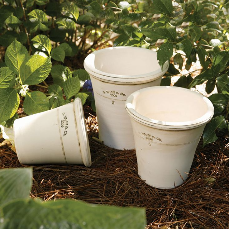 15 best napa home garden closeout images on pinterest herb save up to 70 off retail prices on designer guy wolff planters from the workwithnaturefo