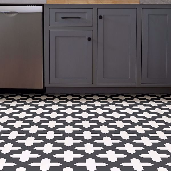 Nordic Peel and Stick Floor Tiles in 2020