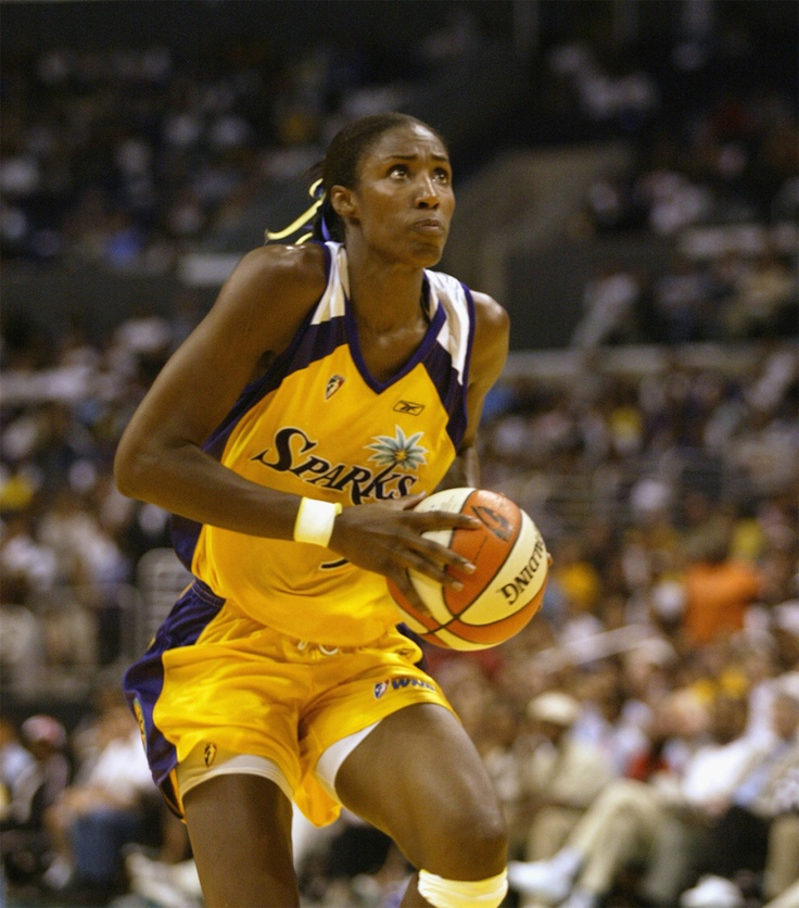 Lisa Leslie - wnba legend