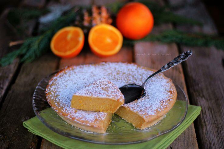 Il pan d'arancio - ricetta light, un tipico dolce siciliano reso light dalla presenza della farina integrale, yogurt e pochissimo olio,profumato e veloce!