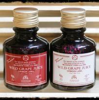 山ぶどうジュース-WildGrape juice- - WILDGRAPE FARM -八幡平山ぶどう農園-
