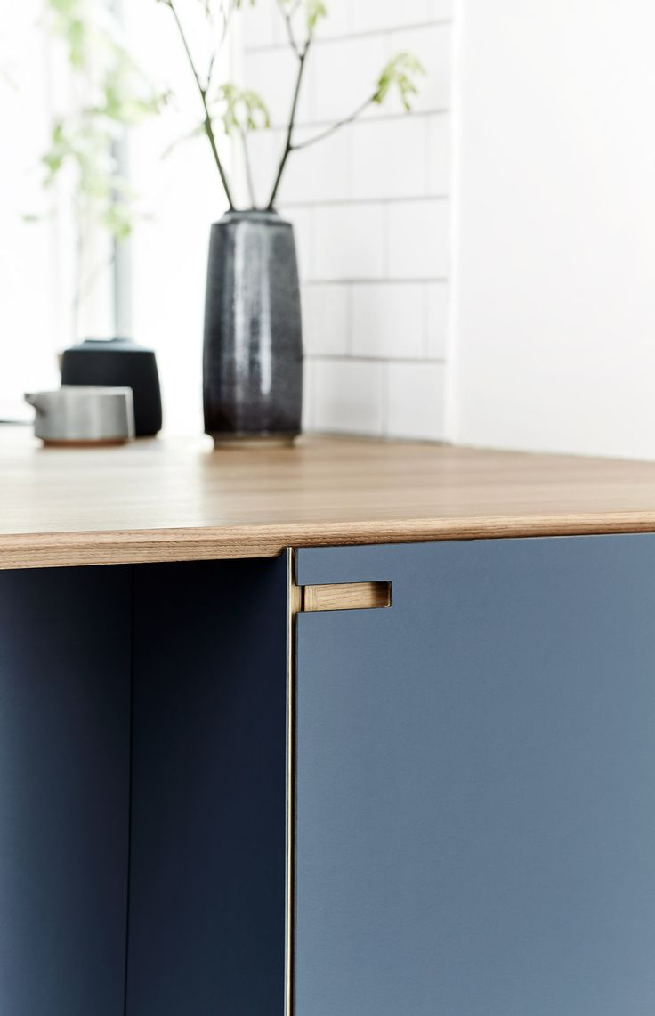 Scandinavian kitchen design by Nicolaj Bo