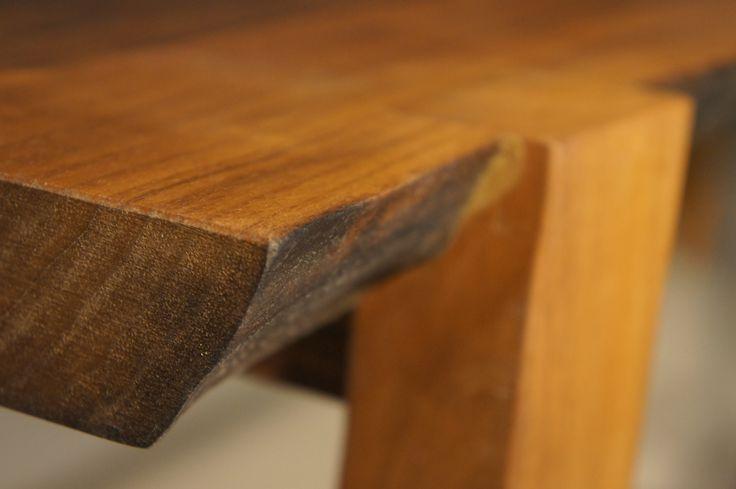 T3 model - walnut - joint detail