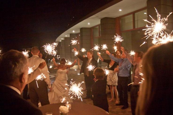 Cool idea > SparklersCool Ideas, Honeymoons, Sparklers