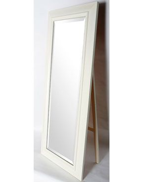 Parker Cheval Cream   Full length mirror