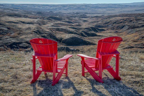 red-chairs
