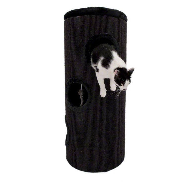Drapak średni dla kota w sklepie zoologicznym zooplus: Wieża Diogenes XL drapak dla kota