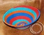 Zulu telephone wire cone bowls