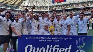 Olympic qualification - Team GB men