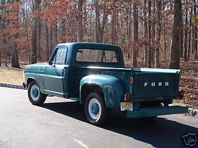Viewing Auction 250427871411 1969 Ford F 100 Stepside