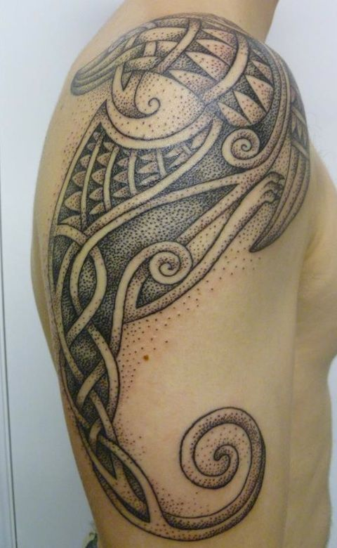 Irish Celtic Tattoos
