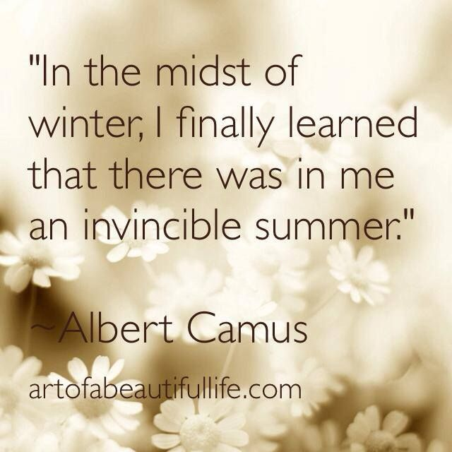 Albert Camus Summer Quote: 17 Best In Pursuit Of Life Images On Pinterest
