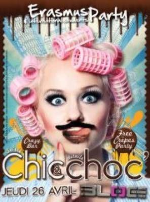 Relativ Les 16 meilleures images du tableau Chic & Choc sur Pinterest  HB29