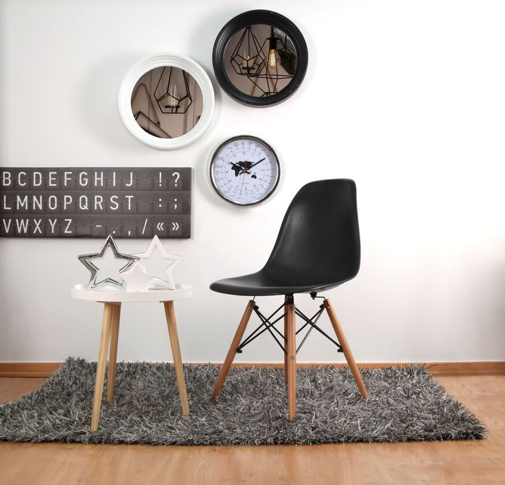#Modern minimal #interiordesign by inart. More ideas at: http://www.inart.com/en/products/furniture/chairs
