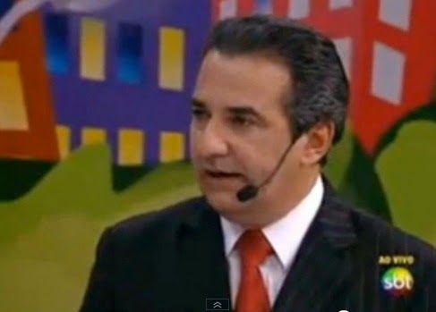 Silas Malafaia participa do programa de Danilo Gentili no SBT
