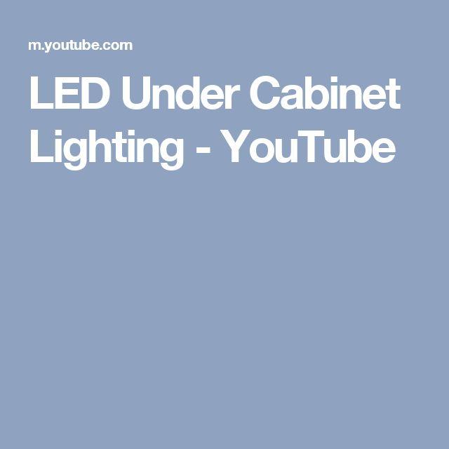 Kitchen Cabinet Lighting Options: 17 Best Ideas About Under Cabinet Lighting On Pinterest