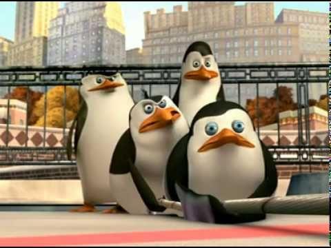 Penguins of Madagascar - YouTube