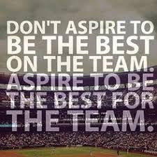 Image result for Work together and make it rain sports team
