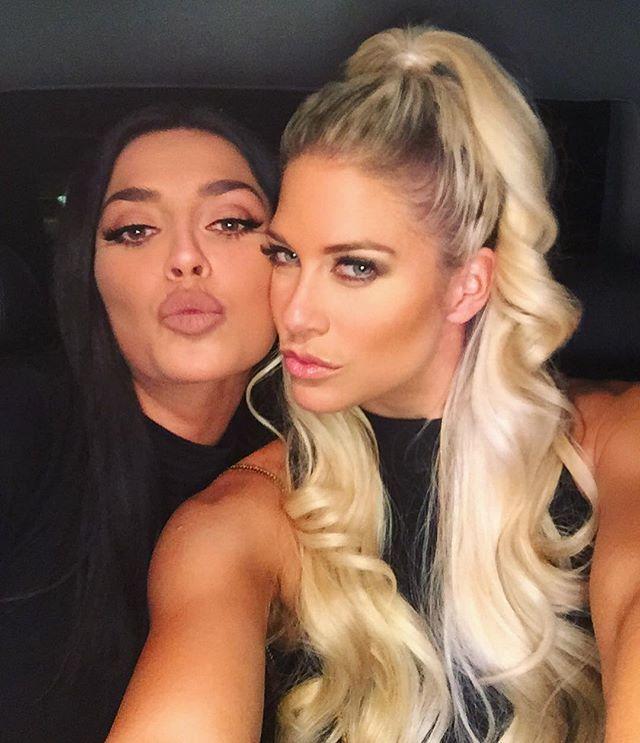 Nicole Williams & Barbie Blank Souray || Instagram