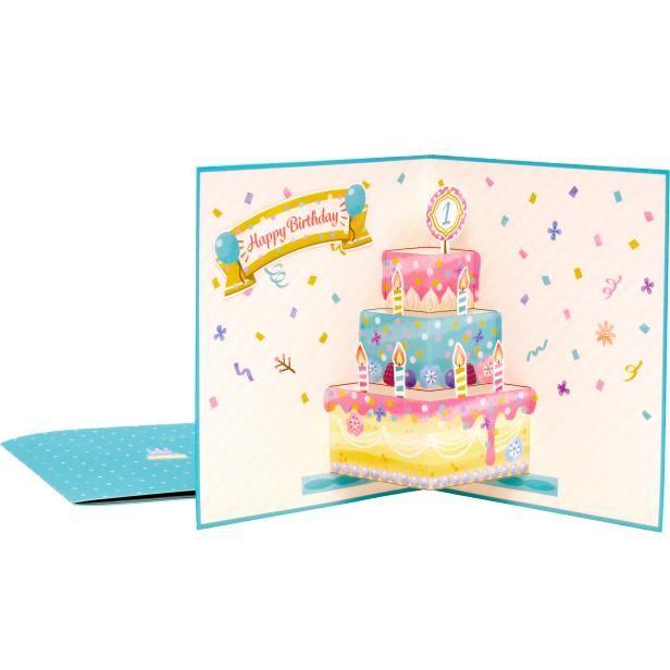 Открытка с тортом внутри на день рождения своими руками, фото картинках