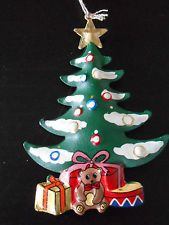 Villeroy & Boch kovové vánoční ozdoby na vánoční stromky