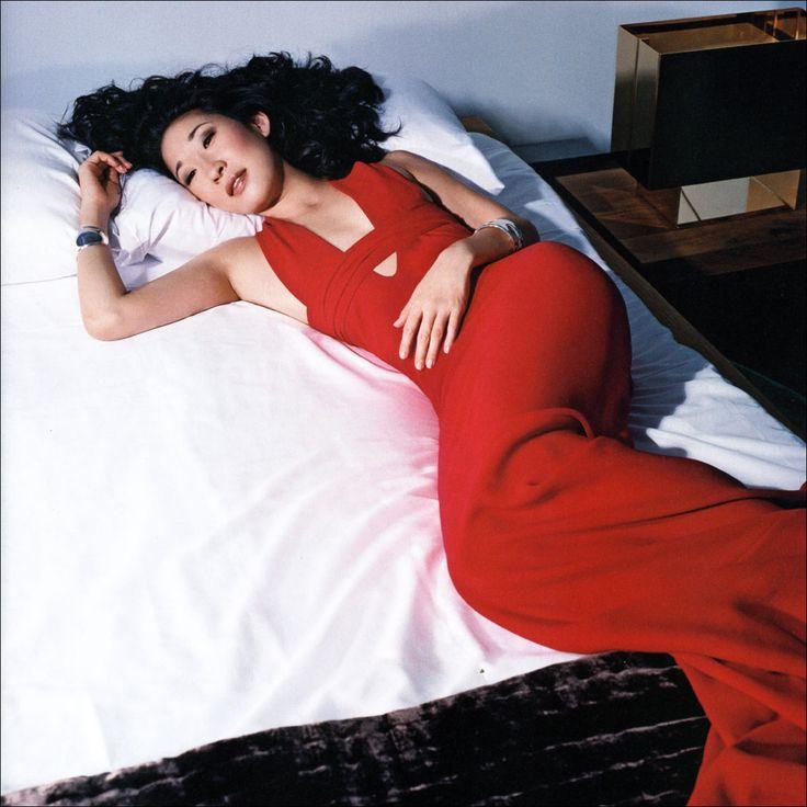 Sandra Oh (Born: Sandra Miju Oh - July 20, 1971 - Nepean, Ontario, Canada) as Dr. Cristina Yang