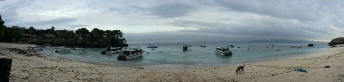 Tanjung SangHyang @nusalembongan, panorama mode