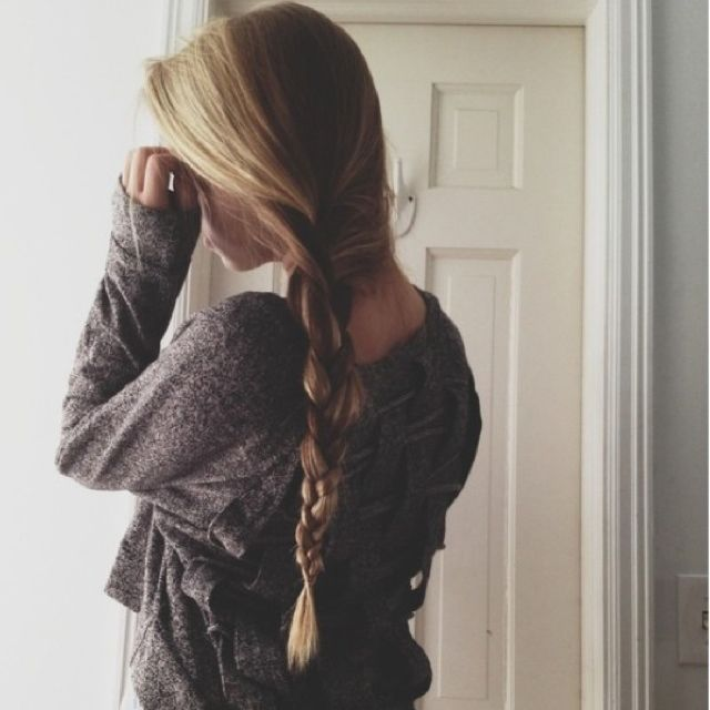 Cute Lazy Day Hair Lazy Hairstyles Pinterest