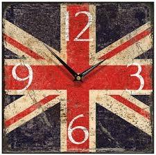 clock face British
