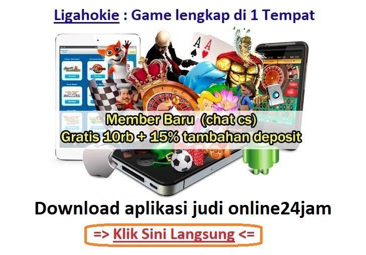 Pin Di Download Aplikasi Judi Online24jam