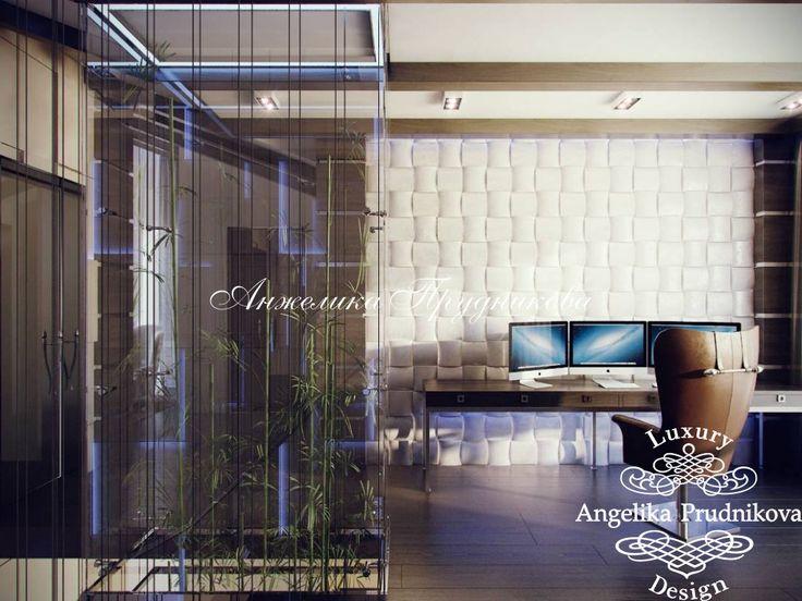 Дизайн-проект многоуровневой квартиры в стиле Ар-Деко в ЖК Белый город - фото