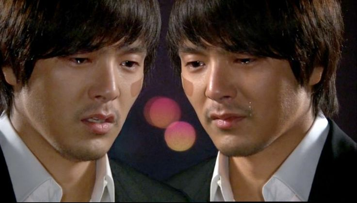 Park Yong Ha who committed suicide....
