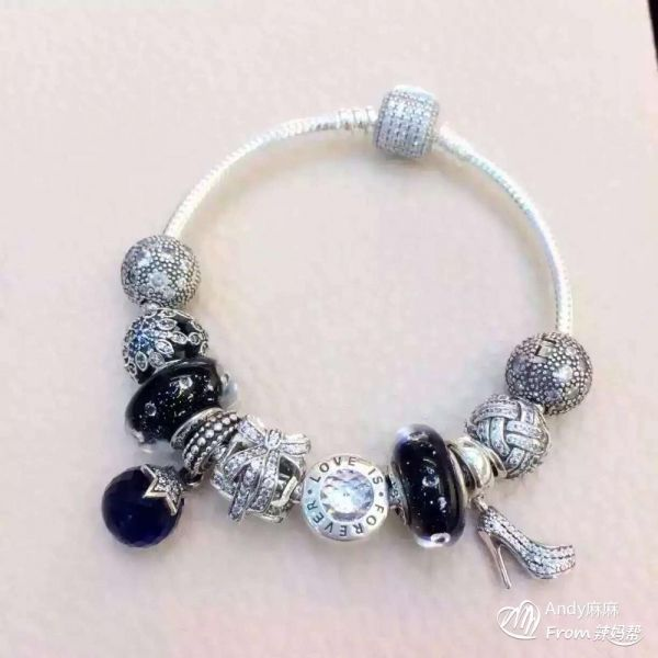 bracelet charms pandora soldes