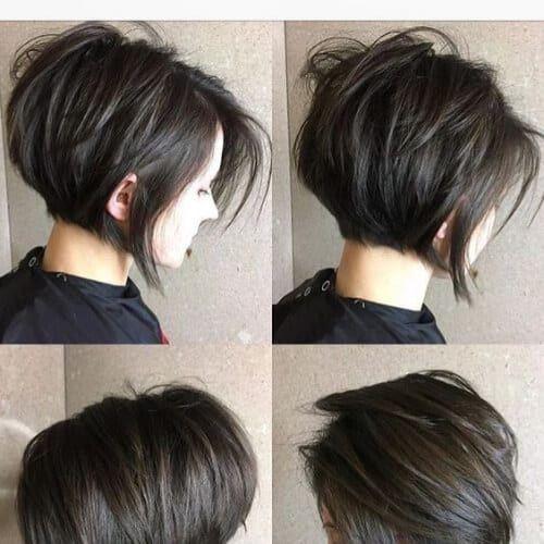 Feb 16, 2020 - Inverted Bob Haircuts 2019 50 Stacked Bob Haircut Ideas You Ll Crave and totally Get #bestinvertedbobhaircuts2019 #invertedbobcuts2019 #invertedbobhaircuts2019