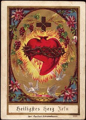 sagrado é o coração