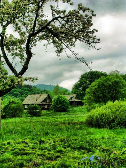 BIESZCZADY ZACHODNIE - Duszatyn - Karpaty Travel Pl