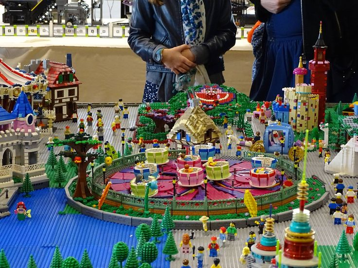 Pin By 201 Clat Conception On Lego Park And Kermess Lego