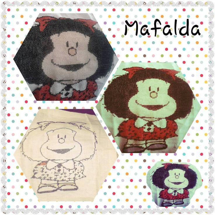 #puntocruz #mafalda