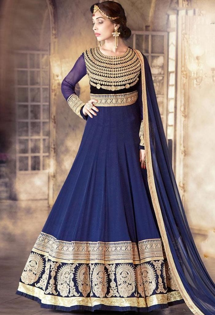 Product Code 42786 Weight 3 KGS Delivery Days 15 Days Top Georgette Bottom Santoon Occasion Traditional Work Embroidery Salwar Type Semi Stitched / Unstitched Shipping Worldwide PLEASE NOTE due to var
