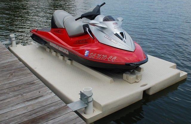 Supplier Jet Ski Ride-on-Docking & Floating Boat Docks