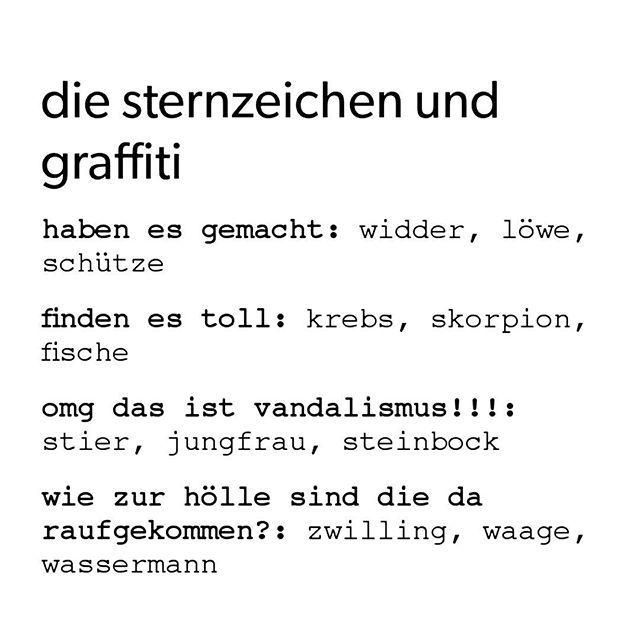 waage #löwe #witzig #malen #kunstwerk #skorpion #graffiti #zwilling #fische #steinbock #kunst #vandalismus #schütze #illegal #sternzeichen #widder #jungfrau #gemacht #wassermann #krebs #lustig #horoskop #stier #straftat