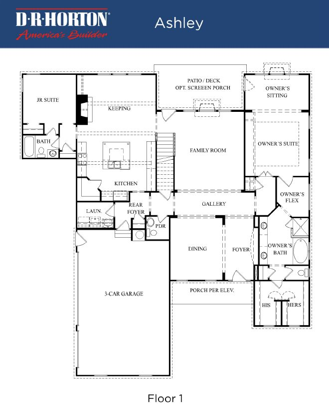 Horton homes floor plans gallery washington free for Washington house plans