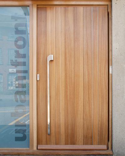 25 best ideas about contemporary doors on pinterest for Big entrance door