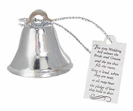 Silver Wedding Poem Bells