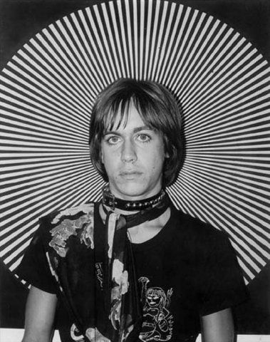 young Iggy Pop